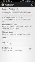 Screenshot of AutoLaunch Unlock Key