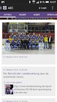 Screenshot of Adendorfer EC (1. Herren)