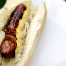 On Wisconsin Beer Brats