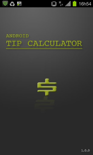 Tip Calculator for Android
