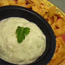 Salsified Sour Cream Dip