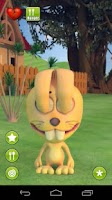 Screenshot of Talking Rick Rabbit