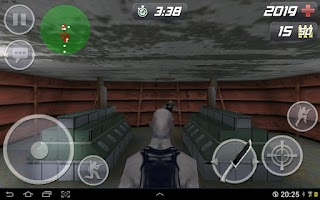 Screenshot of Critical Missions: SWAT