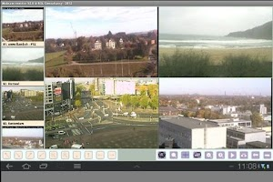 Screenshot of WebCam Monitor