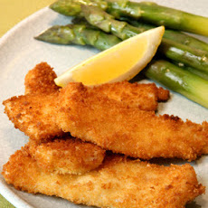 Panko-Breaded Fish Sticks