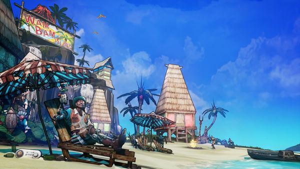 2K announces a release date for final Borderlands 2 DLC
