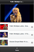 Screenshot of Fatin Shidqia Lubis | X Factor