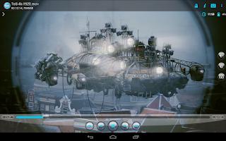 Screenshot of BSPlayer