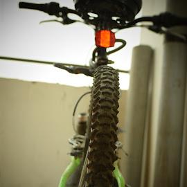 by Diwakar Maraina - Transportation Bicycles