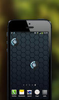 Screenshot of Circle Battery Widget