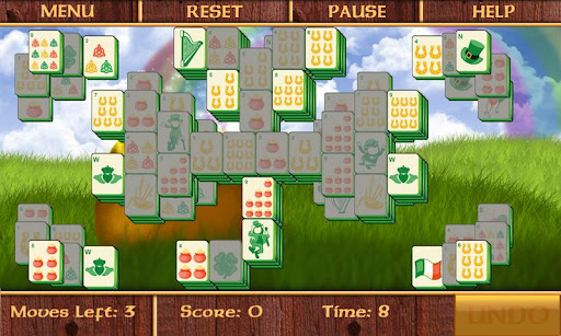 Mahjong St. Patty's Unlocked|玩解謎App免費|玩APPs