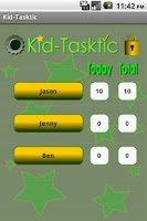 Screenshot of Kid-Tasktic