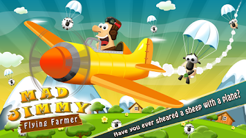 Screenshot of Mad Jimmy - Flying Farmer