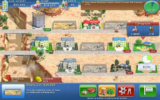 Hotel Mogul HD - screenshot
