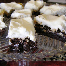 Three-layer Brownies