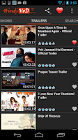 Screenshot of Hindi Movies Portal