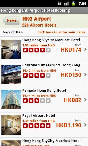 Hotels Near H.K. Airport