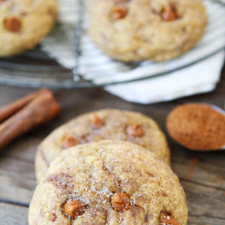 Pumpkin Cinnamon Cookies