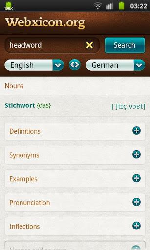 Webxicon.org Screenshot