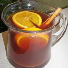Cranberry Tea Hot Punch