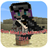 GUNS MOD FOR MINECRAFT 2014 APK for Ubuntu