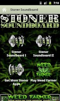 Screenshot of Stoner Soundboard
