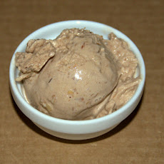 Almond Joy-Cardamom Ice Cream