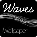 Smooth Waves - Live Wallpaper icon
