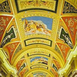 macau by Jovi Mirabueno - Buildings & Architecture Architectural Detail ( Architecture, Ceilings, Ceiling, Buildings, Building )