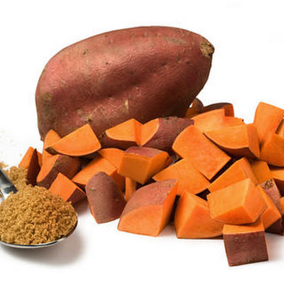 Basic Roasted Sweet Potatoes