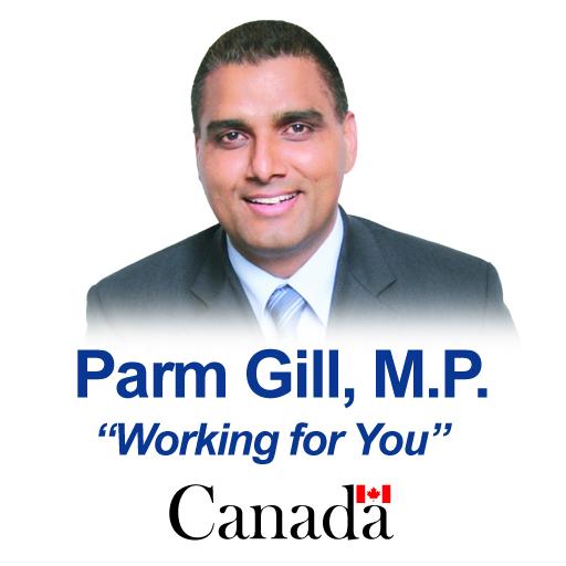 MP Parm Gill 教育 App LOGO-APP試玩
