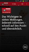 Screenshot of FOCUS Online | Top Nachrichten