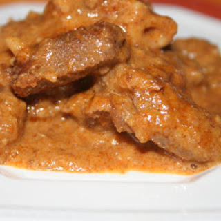 Mutton White Karahi