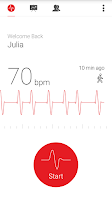 Screenshot of Cardiograph