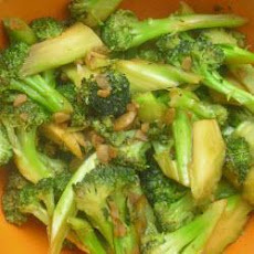 Quick Broccoli Stir-Fry