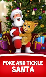 Download Android App Talking Santa meets Ginger + for Samsung