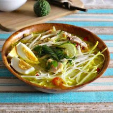 Soto Ayam - Indonesian Chicken Soup