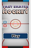 Screenshot of Fast Skates Hockey