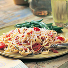 Bacon-Tomato Linguine