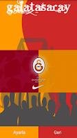 Screenshot of Galatasaray Takım Kadrosu