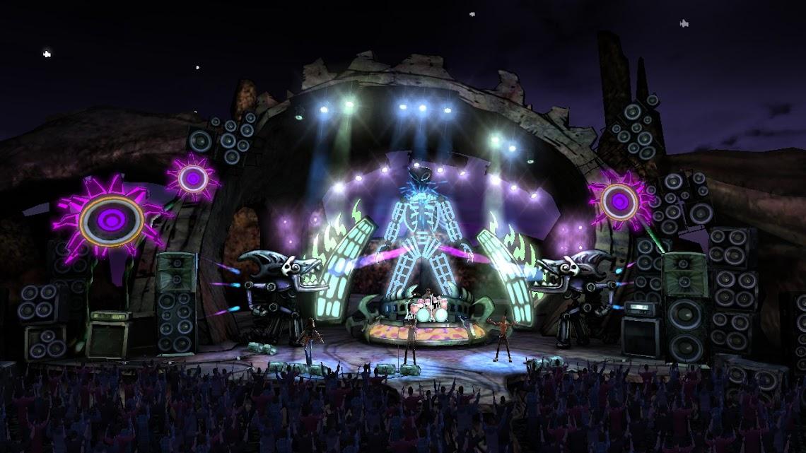 Wii Guitar Hero III gets online play