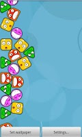 Screenshot of Crazy Boppers Lite LWP