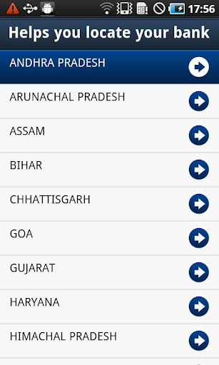 Bank Locator India