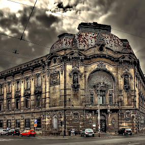 by Гојко Галић - Buildings & Architecture Other Exteriors ( exterior, belgrade, buildings, architecture, city )