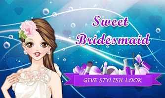 Screenshot of Sweet Bridesmaid Makeup Salon