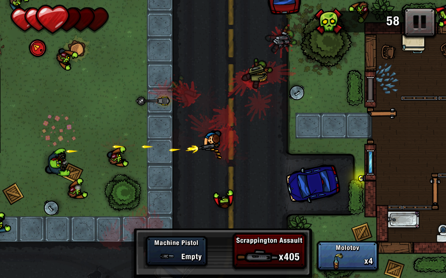 Zombie Scrapper Screenshot 7