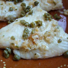Simple Marinade and Rub for Fish