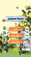 Screenshot of Arrow Path