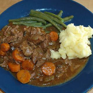 Beef Steak Kidney Stew Recipes