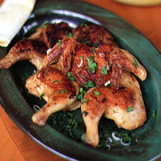 Djej Mechoui (Grilled Chicken with Moroccan Spices)